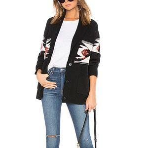Joie Faisal Cardigan Black Size XXS